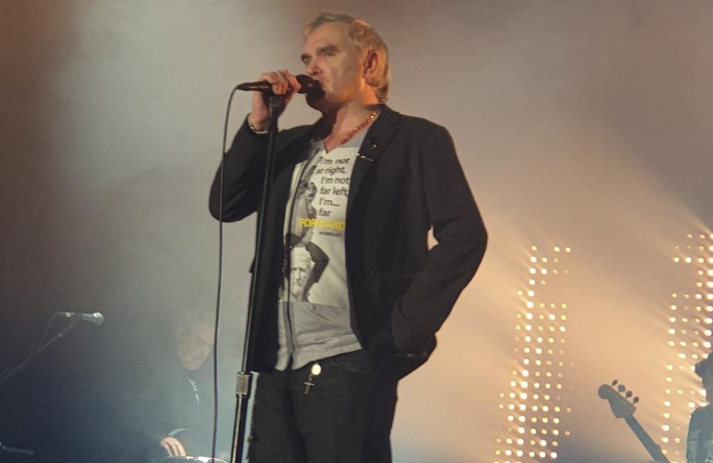 Morrissey - Cologne