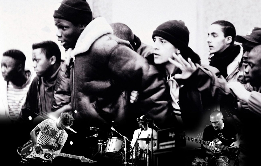 Asian Dub Foundation - La Haine