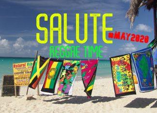 Salute Reggae Time - máj 2020