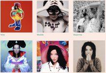 Björk albums