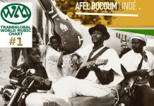 Transglobal World Music Chart - Afel Bocoum
