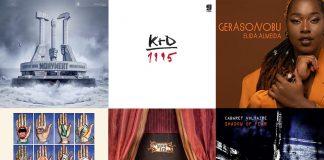 TELEGRAFICKY: ZAUJÍMAVÉ ALBUMY 47/2020