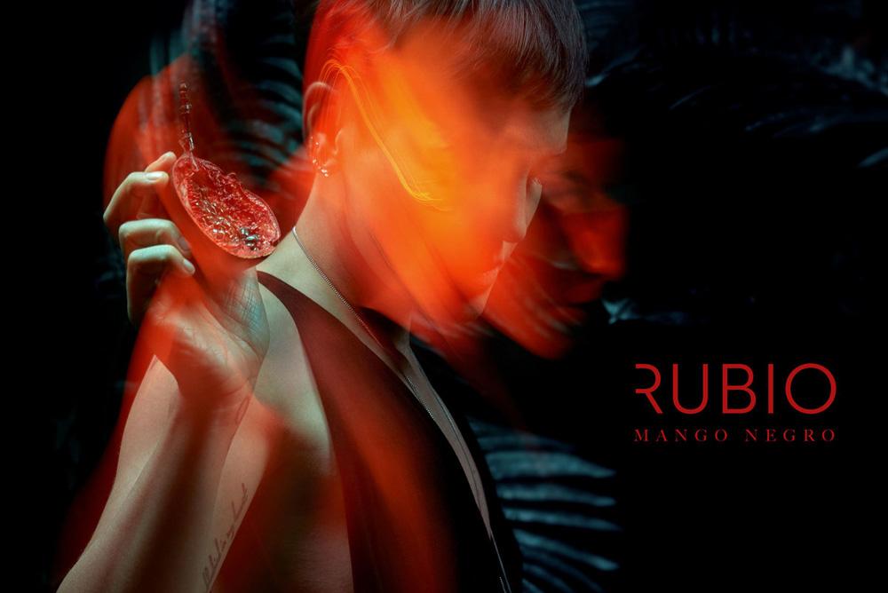 Rubio - Mango negro