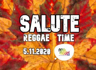 Salute Reggae Time - November 2020