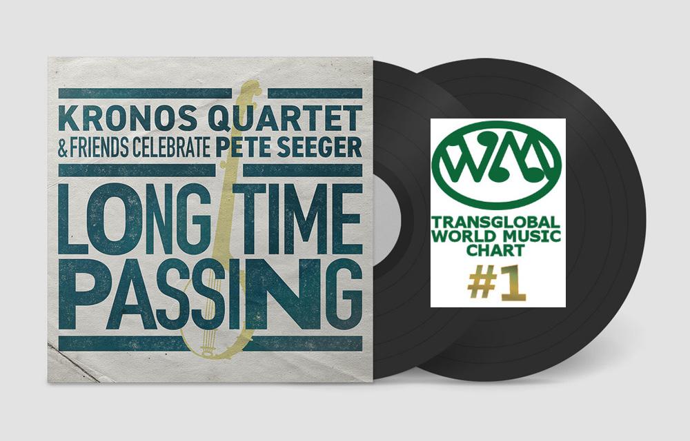 Kronos Quartet · Long Time Passing: Kronos Quartet & Friends Celebrate Pete Seeger