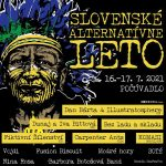 Slovenské alternatíve leto 2021