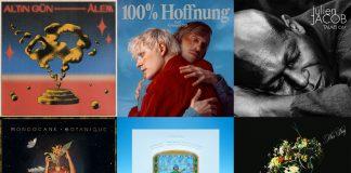 TELEGRAFICKY: ZAUJÍMAVÉ ALBUMY 29+30/2021